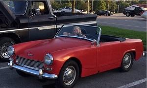 1962 Austin Healey Sprite