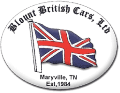 Blount British Cars, Ltd.