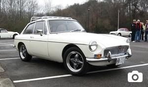 1967 MGB GT