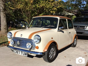 1988 Austin Mini Cooper