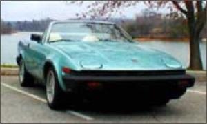 1989 Triumph TR8