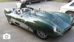 Lotus 15 replica