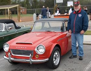 Tim & Jo Ahola - 1967 Datsun 1600