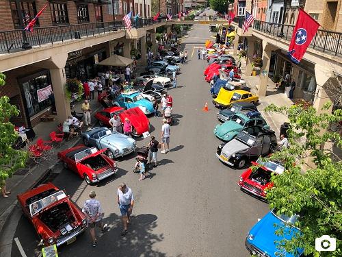 Morristown Car Show