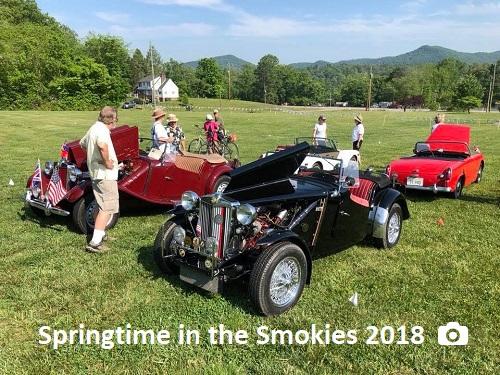 Springtime in the Smokies 2018 photo album